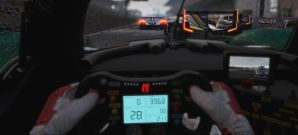 Motorsport in ganz neuer Cockpit-Perspektive