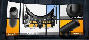 Was hat die VR-Brille von Facebook zu bieten?