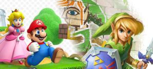 Spiel des Monats: The Legend of Zelda - A Link Between Worlds (3DS)