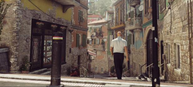 M�rderischer Ausflug nach Italien