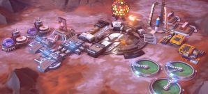 Knallharter Wirtschaftskrieg auf dem Mars