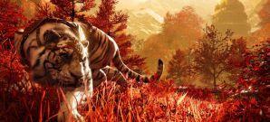 Far Cry �berrascht mit Traumwelt in Rot und Orange