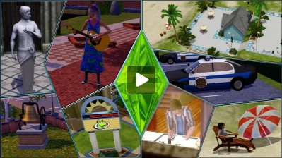 die sims 3 test simulation xbox 360 playstation 3. Black Bedroom Furniture Sets. Home Design Ideas