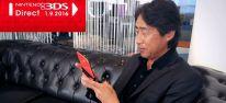 Nintendo: Direct-Stream rund um 3DS-Spiele am 1. September geplant