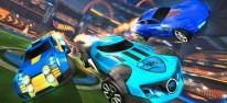 Rocket League: Hot Wheels Triple Threat (DLC) mit drei Battle-Cars