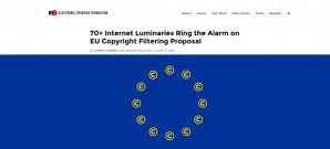Netzaktivisten warnen vor Upload-Filtern und Einschnitten der Redefreiheit