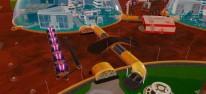 Surviving Mars: Opportunity Update: Verbindung von Kuppeln mithilfe von Transporttunneln