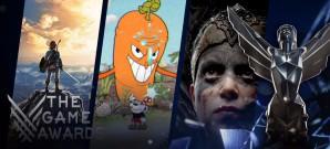 Zelda, Cuphead und Hellblade räumen bei den Game Awards ab