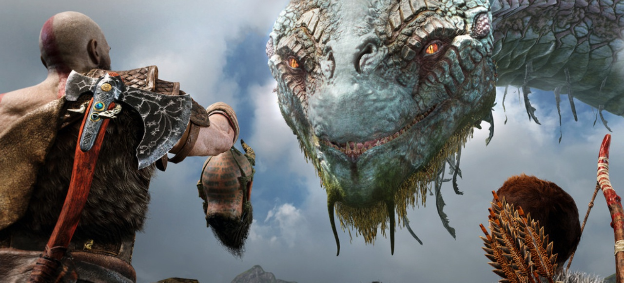Kratos kehrt am 20. April zurück