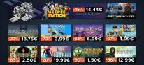 Gamesplanet: Aktuelle Wochenangebote mit bis zu 90% Rabatt, u.a. Injustice 2 - 14,99 Euro; Stealth Inc. 2 - 1,50 Euro
