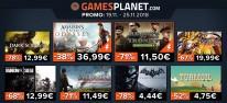 Gamesplanet: Anzeige: Black-Friday-Wochenangebote bei Gamesplanet, u.a. Assassin's Creed Odyssey - 36,99 Euro