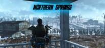 Fallout 4: Northern Springs: Umfangreiche Fan-Mod veröffentlicht