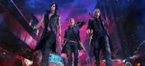 Devil May Cry 5: Dante erstmals in Aktion, dritter Spielcharakter enthüllt und Deluxe Edition angekündigt