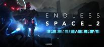 """Endless Space 2: Erweiterung """"Penumbra"""" bringt die Spionagefraktion Schemenchor mit Hacking und Unsichtbarkeit"""