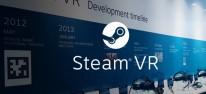 Valve Software: Bietet Hardware-Entwicklern Unterstützung für neue VR-Linsen und LCD-Screens