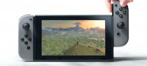 Neue Controller für Nintendo Switch mit Bewegungssensoren und Screenshot-Knopf