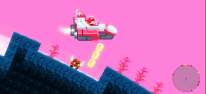 No Man's Sky: Gamejam-Entwickler ver�ffentlichen Mashup mit Mario und prozedural generierten Gumbas