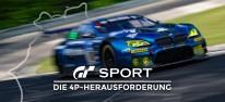Die 4P-Herausforderung: Wer schlägt Michaels Zeit in GT Sport und rast im Community-Rennen aufs Podest?