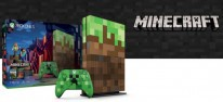 Xbox One: S: Limitierte Minecraft-Edition angekündigt