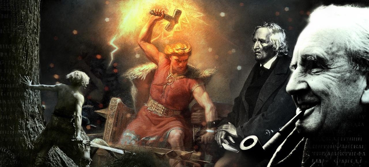 Einführung in die Germanische Mythologie Teil 1
