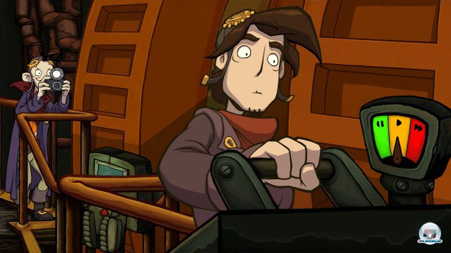 Screenshot - Goodbye Deponia (PC)