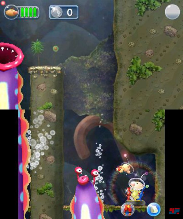 Screenshot - Hey! Pikmin (3DS) 92550131