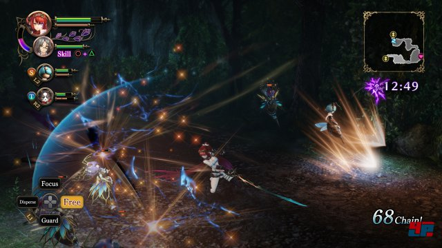 Screenshot - Nights of Azure 2: Bride of the New Moon (PC) 92552561