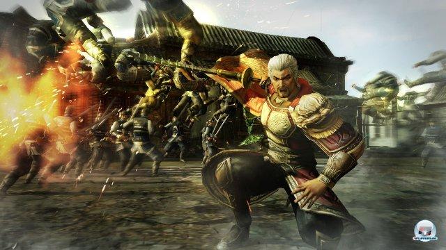 Screenshot - Dynasty Warriors 8 (PlayStation3) 92434217