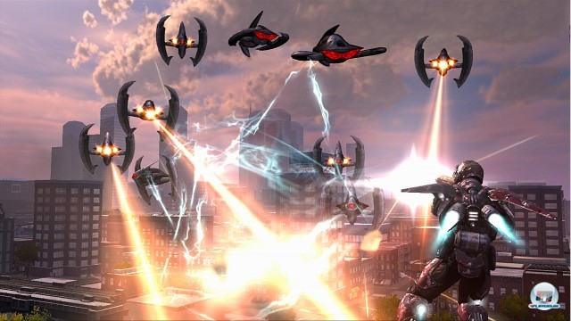 Screenshot - Earth Defense Force: Insect Armageddon (360) 2222643