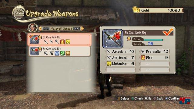 Screenshot - Samurai Warriors: Spirit of Sanada (PC)
