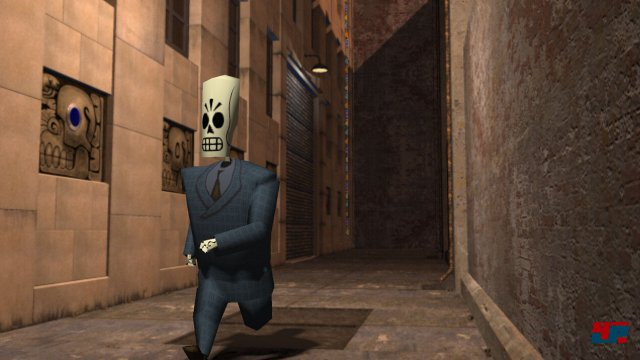 Screenshot - Grim Fandango (Mac)