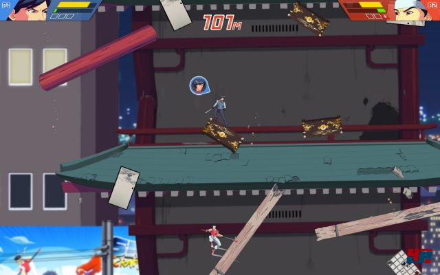 Screenshot - SkyScrappers (PlayStation4)