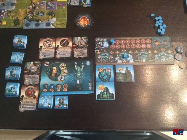 Screenshot - Might & Magic Heroes - Das Brettspiel (Spielkultur)