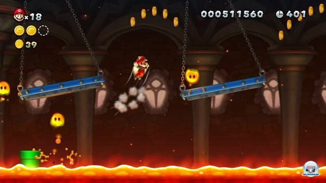 Screenshot - New Super Mario Bros. U (Wii_U) 92420527