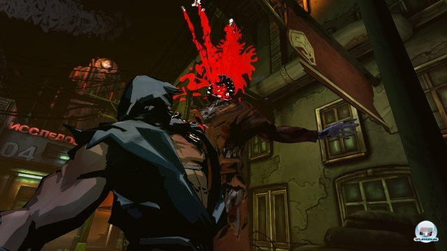 Screenshot - Yaiba: Ninja Gaiden Z (360) 92405017