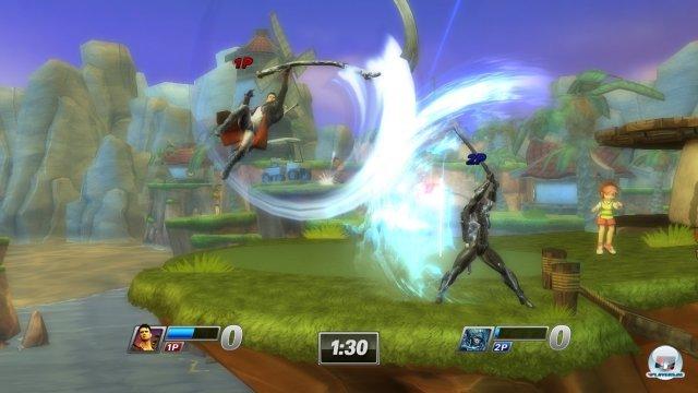 Screenshot - PlayStation All-Stars: Battle Royale (PlayStation3) 2397127