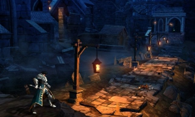 Screenshot - Castlevania: Lords of Shadow - Mirror of Fate (3DS) 2375337