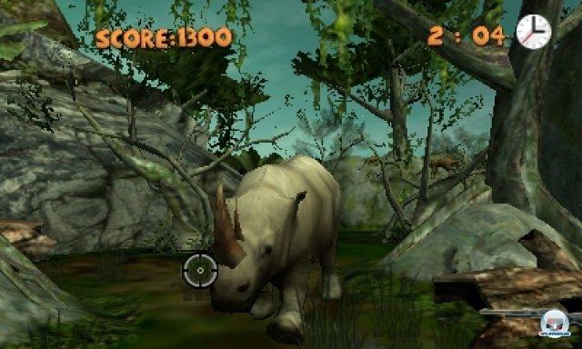 Screenshot - Outdoors Unleashed: Africa 3D (3DS) 92440882