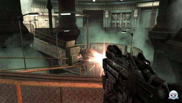 Screenshot - Resistance: Burning Skies (PS_Vita)