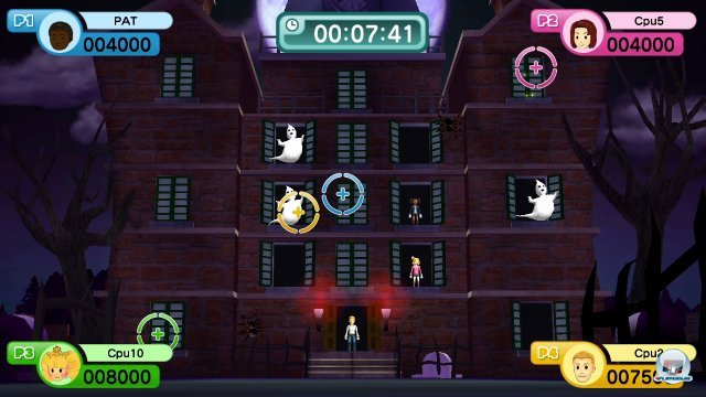 Screenshot - Family Party: 30 Great Games - Obstacle Arcade (Wii_U) 92426407