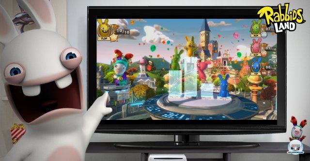 Screenshot - Rabbids Land (Wii_U) 2385567