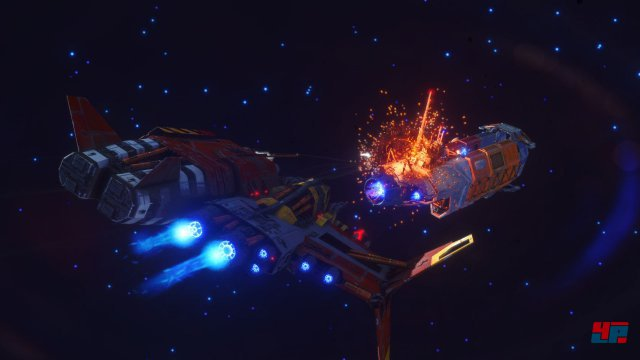 Screenshot - Rebel Galaxy Outlaw (PC) 92573133