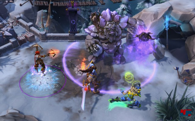 Screenshot - Heroes of the Storm (Mac) 92566437
