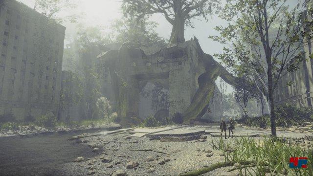 Screenshot - NieR: Automata (One)