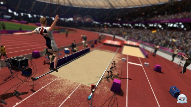 Screenshot - London 2012 - Das offizielle Videospiel der Olympischen Spiele (360) 2372592