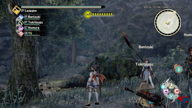 Screenshot - Toukiden 2 (PS4)