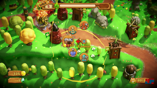 Screenshot - PixelJunk Monsters 2 (PS4)