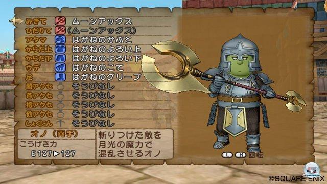 Screenshot - Dragon Quest X Online (Wii) 2289907