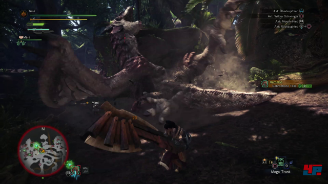 Screenshot - Monster Hunter: World (PS4) 92558826