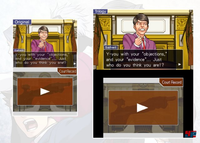 Screenshot - Phoenix Wright: Ace Attorney Trilogy (3DS) 92492034